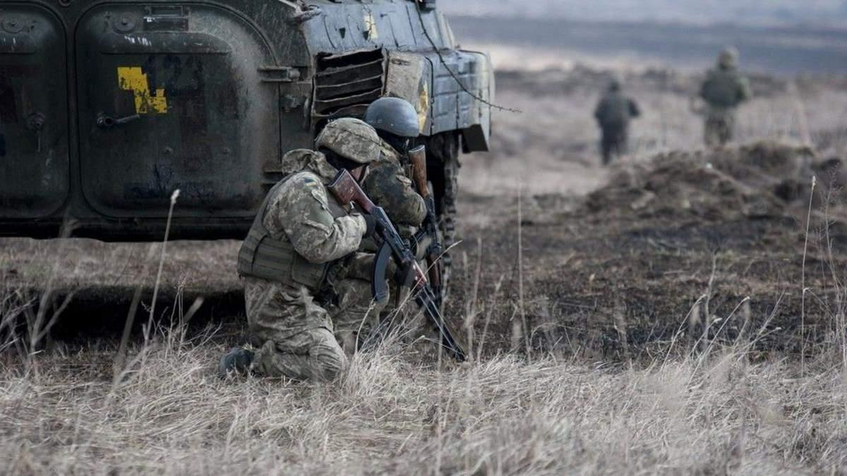 Доба на Донбасі 14 січня 2020 – 6 обстрілів з боку бойовиків