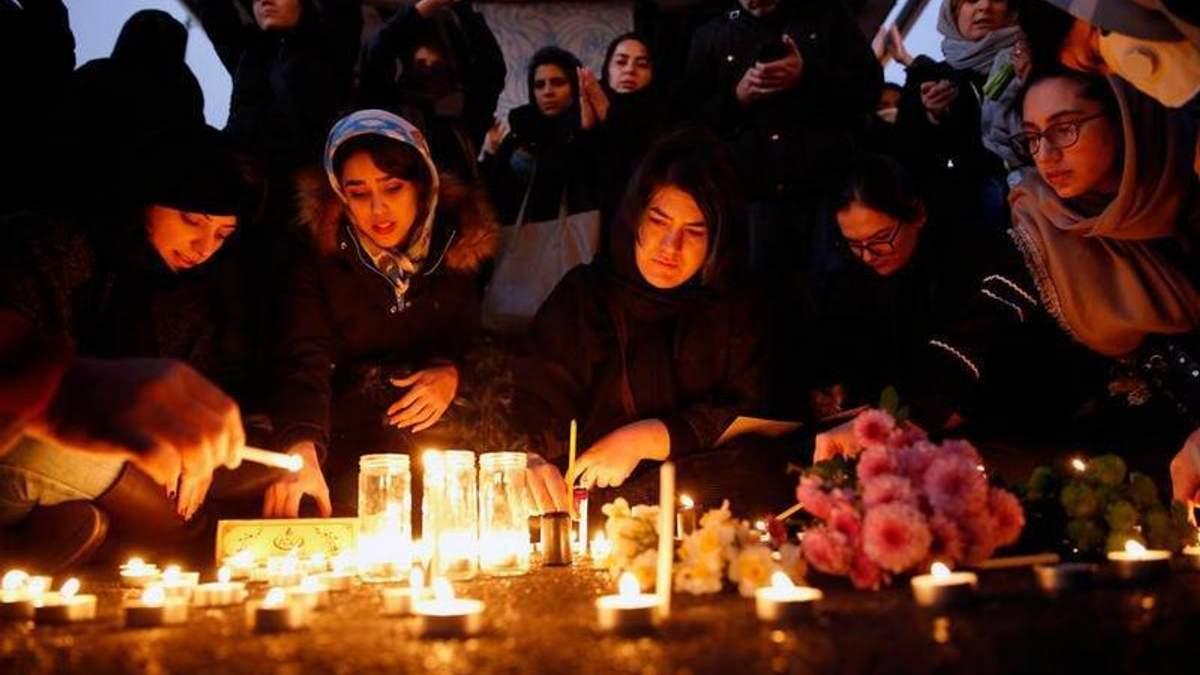 В Ірані тривають масові антиурядові акції через збиття українського літака
