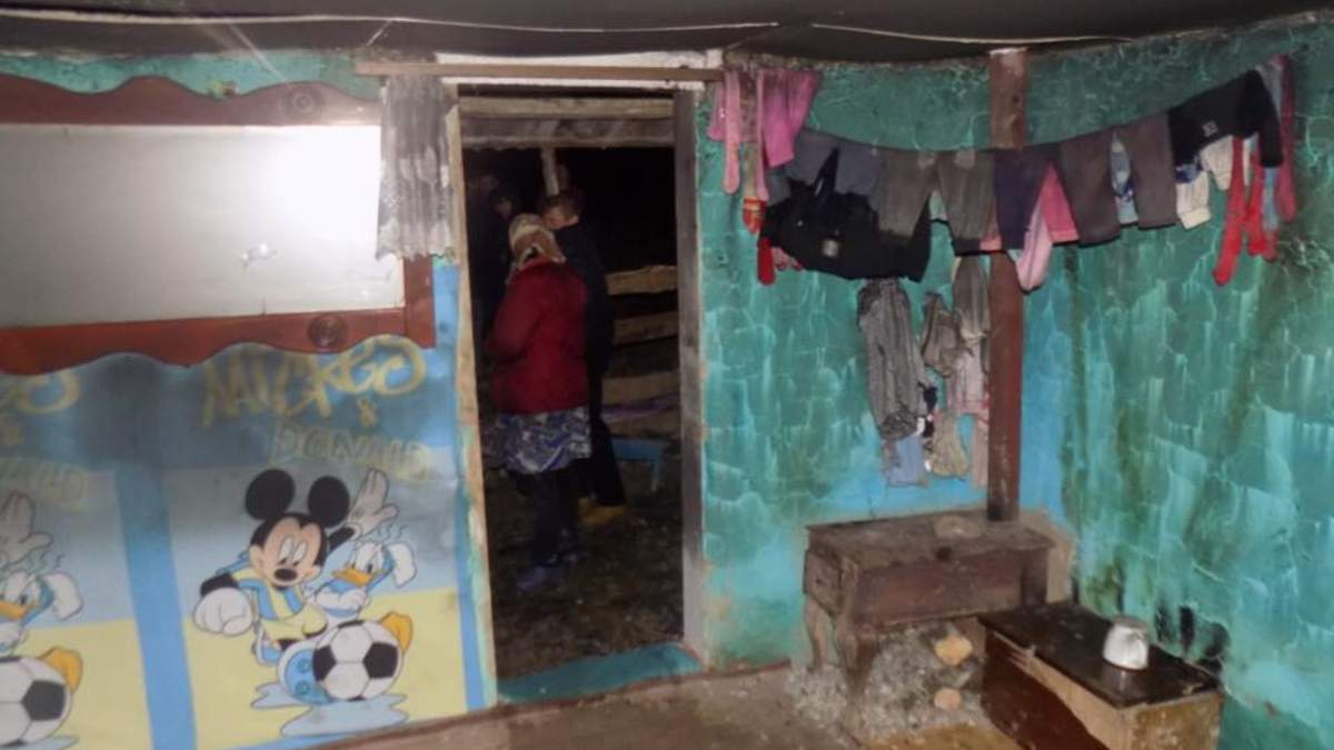 Із родини, де внаслідок пожежі померло немовля, хочуть вилучити старшу дівчинку