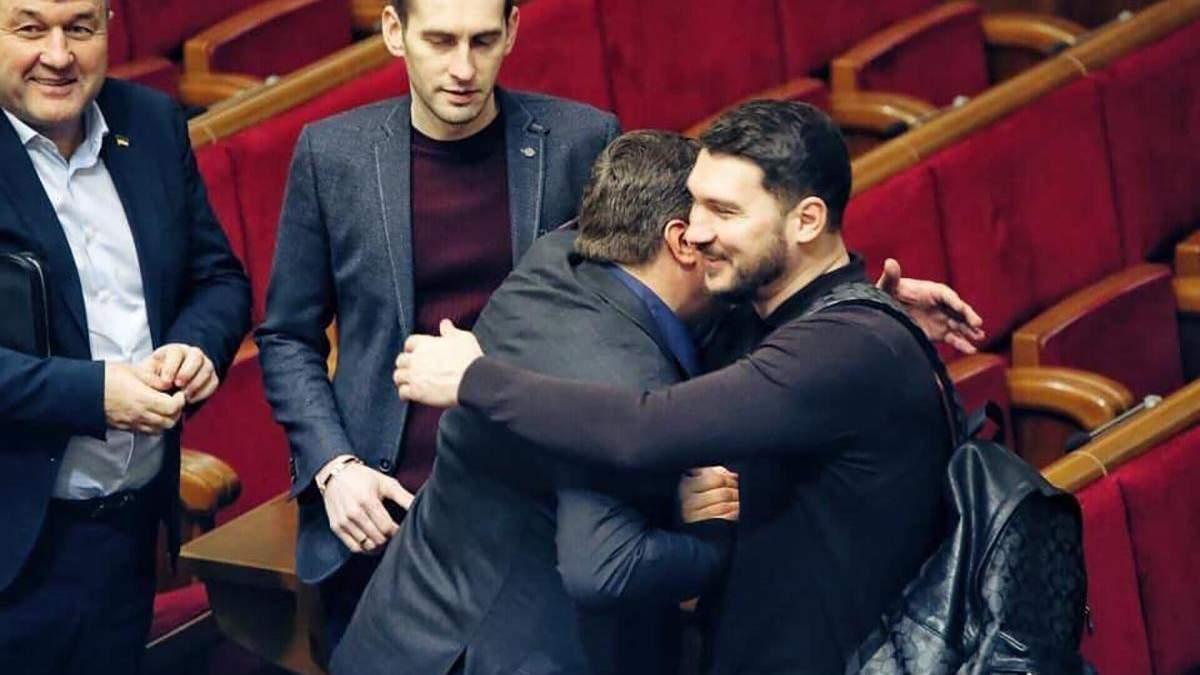 Роман Іванісов прийшов до Верховної Ради