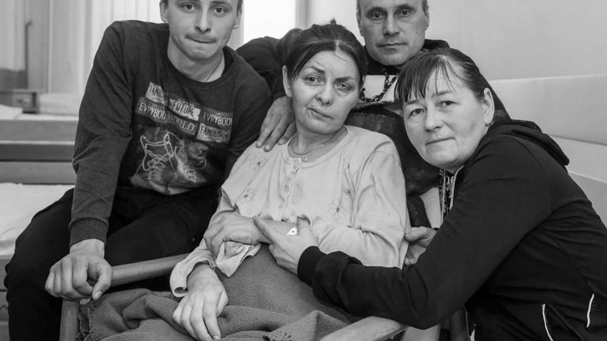 Померла українка, яку роботодавець кинув на вулиці з інсультом у Польщі