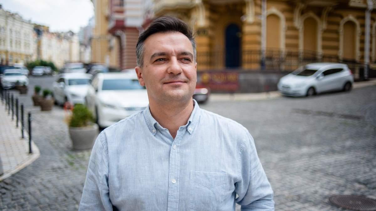 Аваков может превратить Зеленского в марионетку: эксклюзивное интервью с Дмитрием Гнапом
