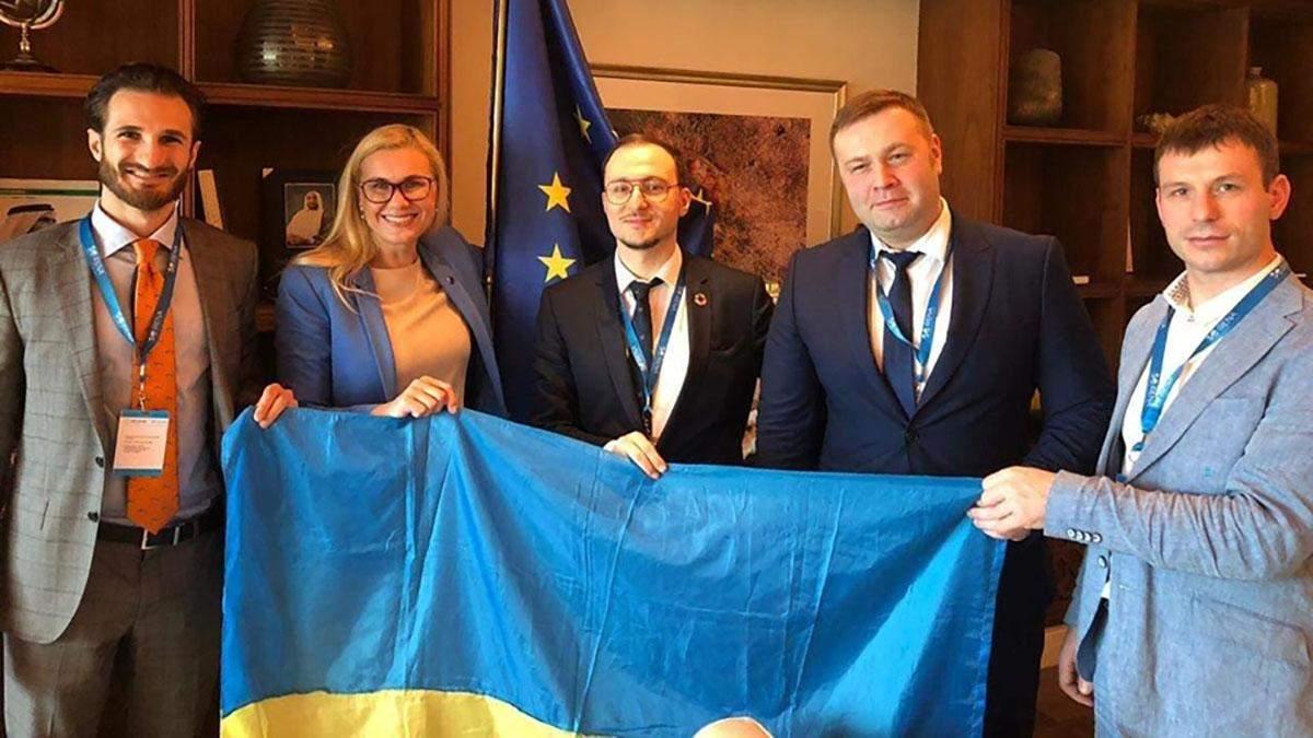 """ЕС окажет поддержку Украине для развития """"зеленой"""" энергетики."""