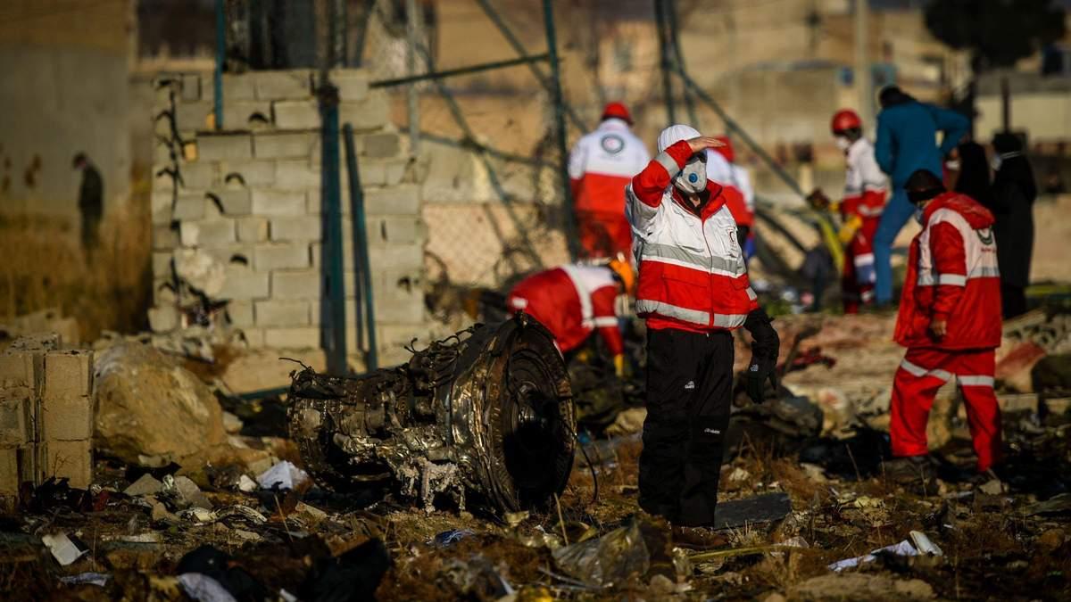 Авіакатастрофа МАУ в Ірані: літак могли збити навмисно