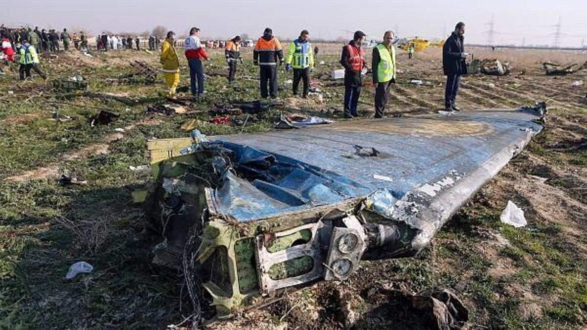 Арештували людину, яка оприлюднила відео збиття літака МАУ