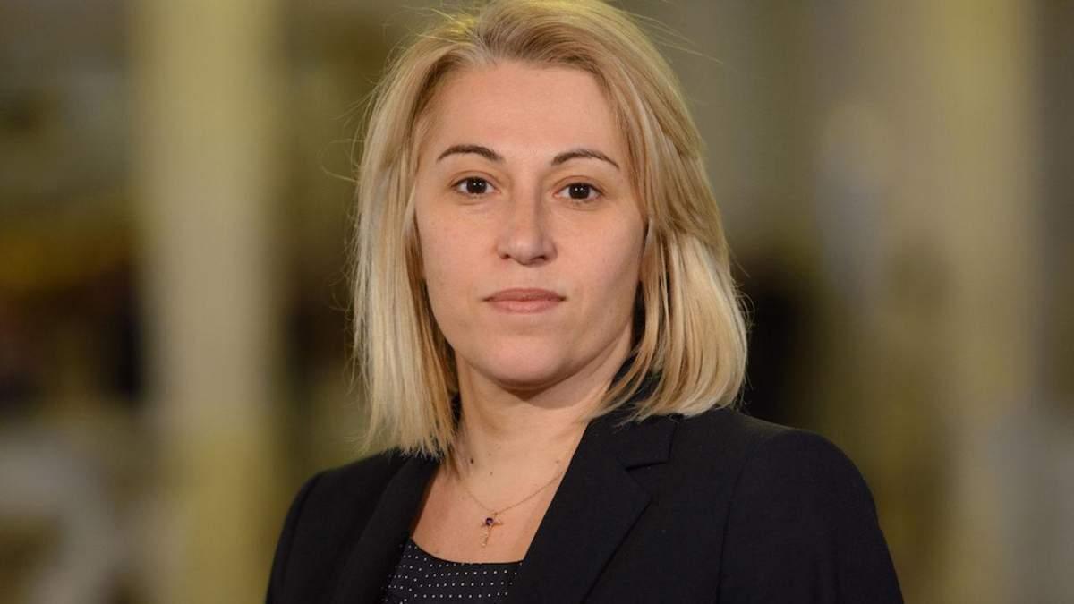 Министр Алена Бабак прокомментировала слухи о своей отставке
