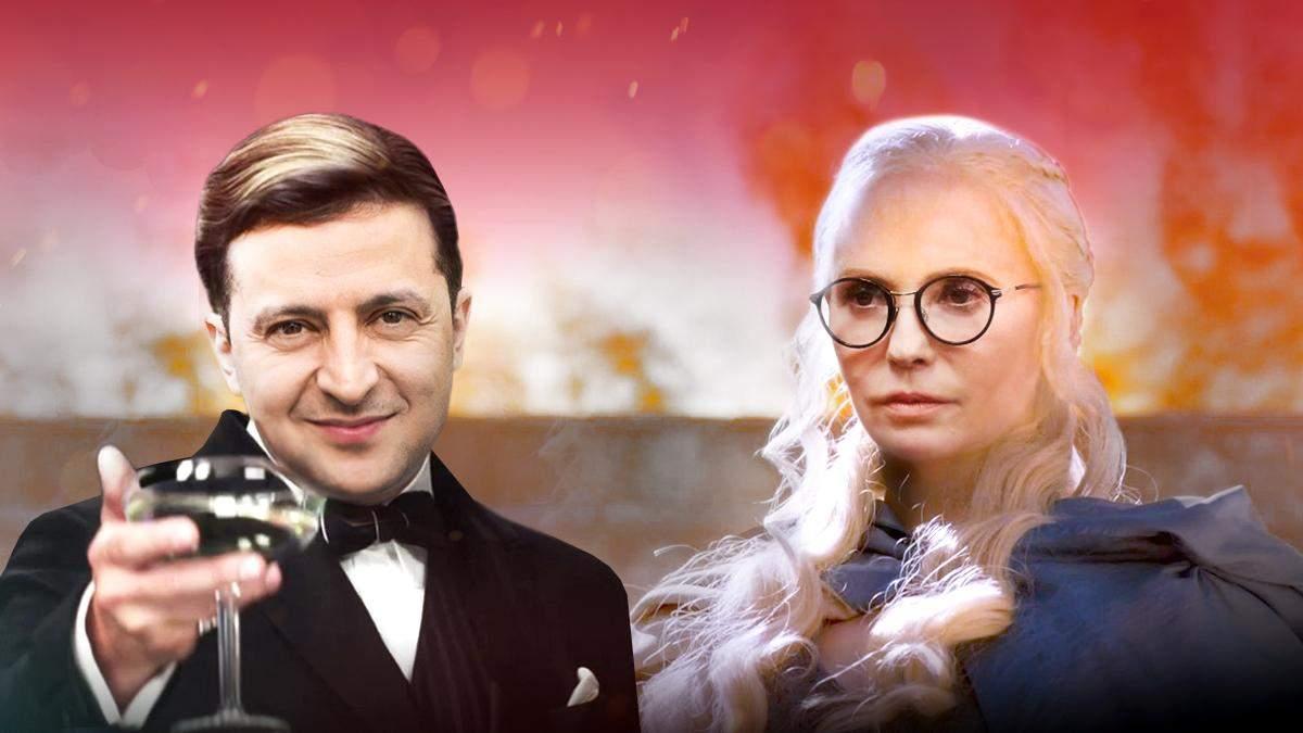 Додаток Doublicat – українські політики: дивитися гіфки