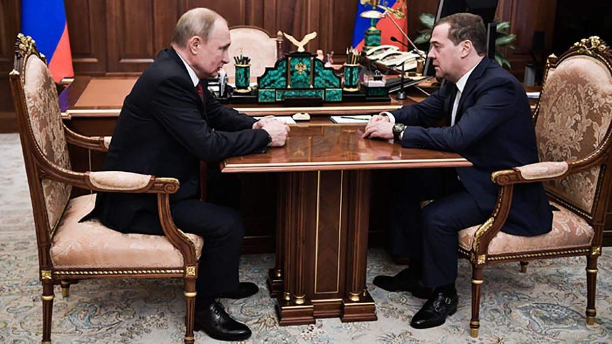 Медведєв отримав нову посаду – новини