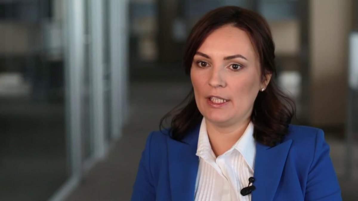 Юлія Ковалів – заступниця голови Офісу Президента
