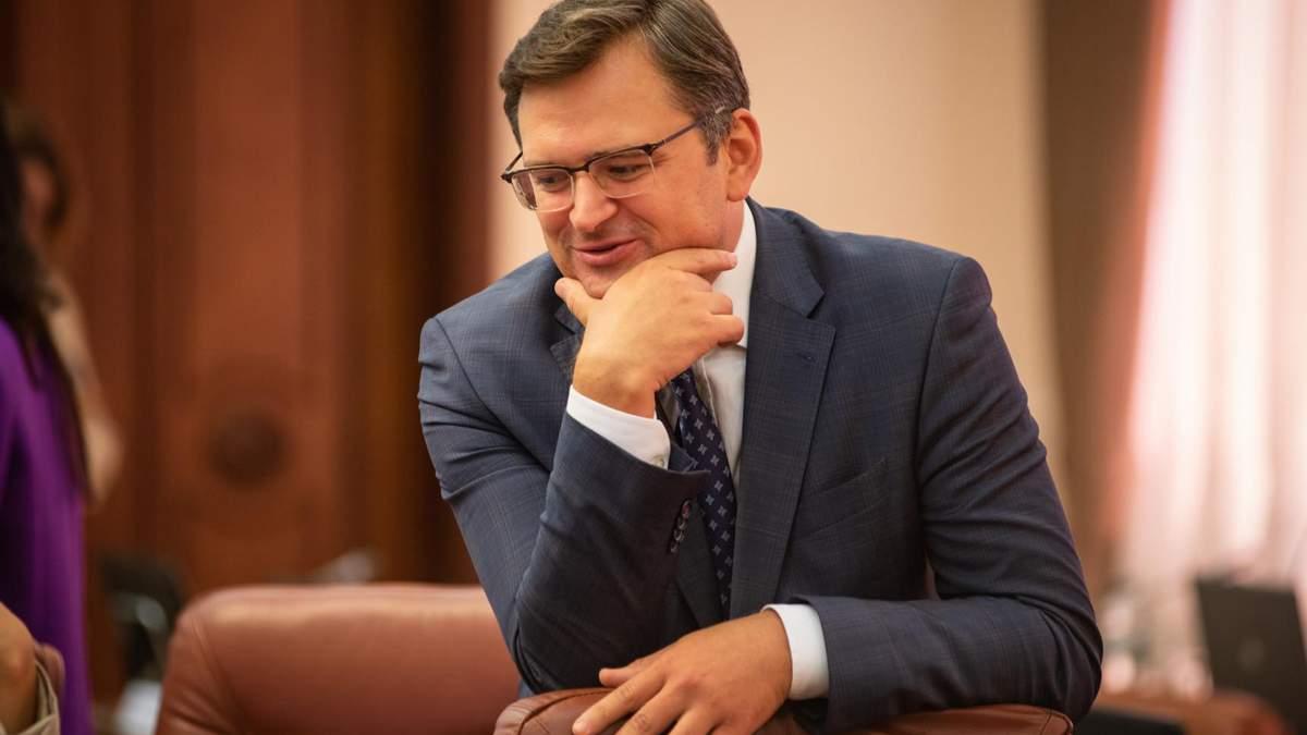 Дмитро Кулеба – віцепрем'єр із питань євроінтеграції