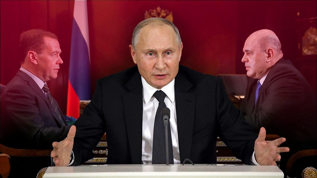 Отставка правительства России 2020 – зачем это Путину и как повлияет на Украину