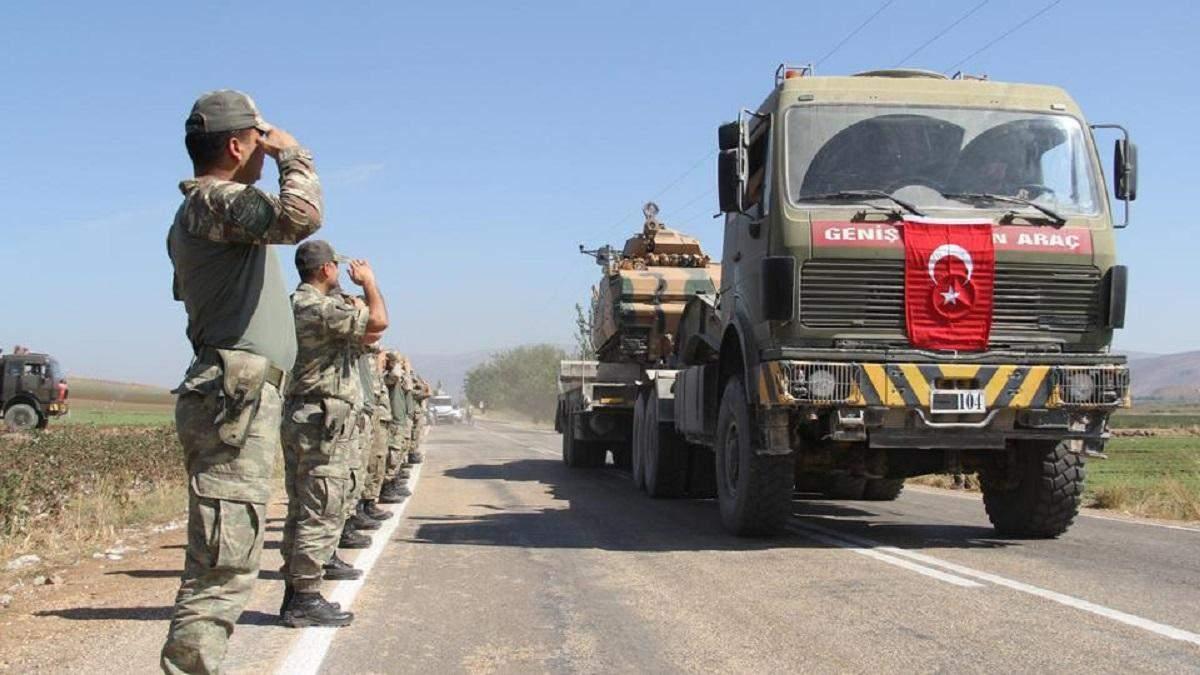 Ердоган вирішив таки відправити свої війська у Лівію