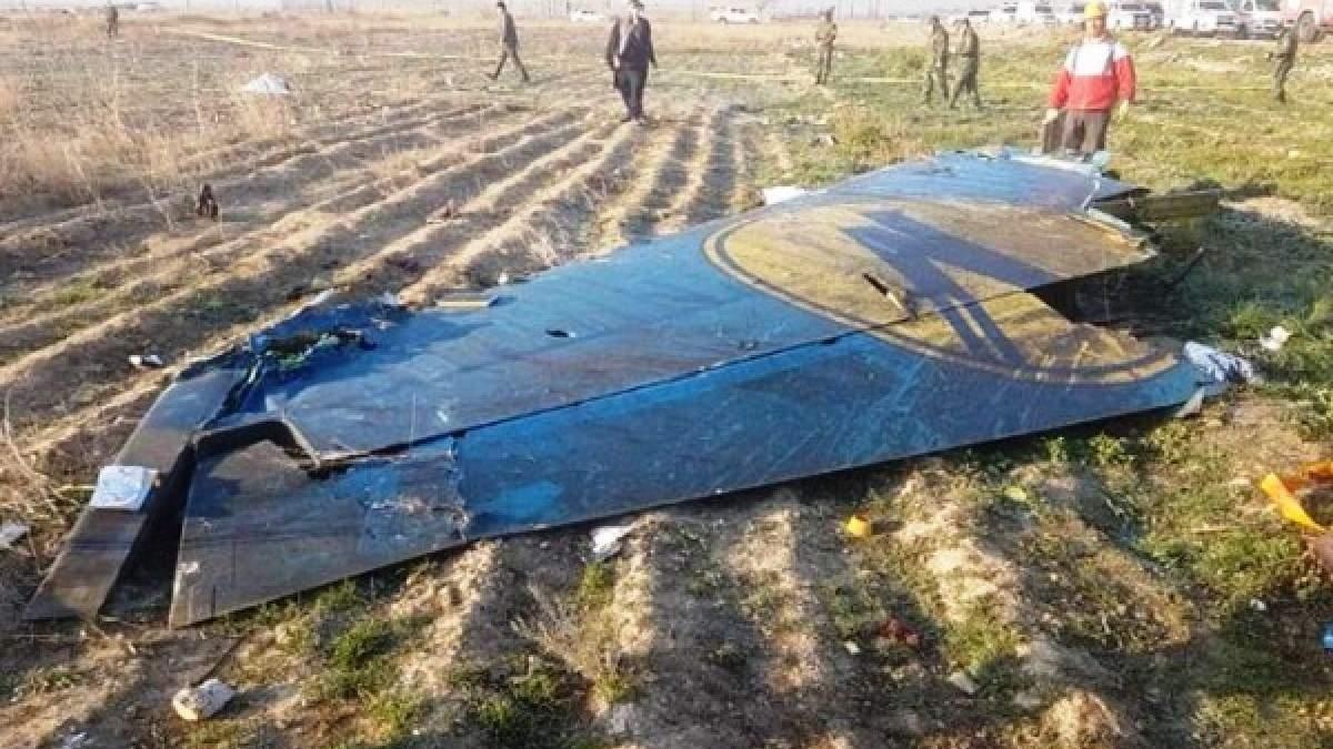 Группа украинских специалистов первой выявила причину катастрофы самолета МАУ