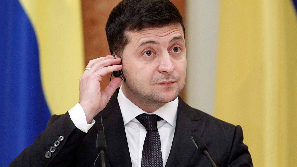 Гончарук подав у відставку: реакція Офісу Президента