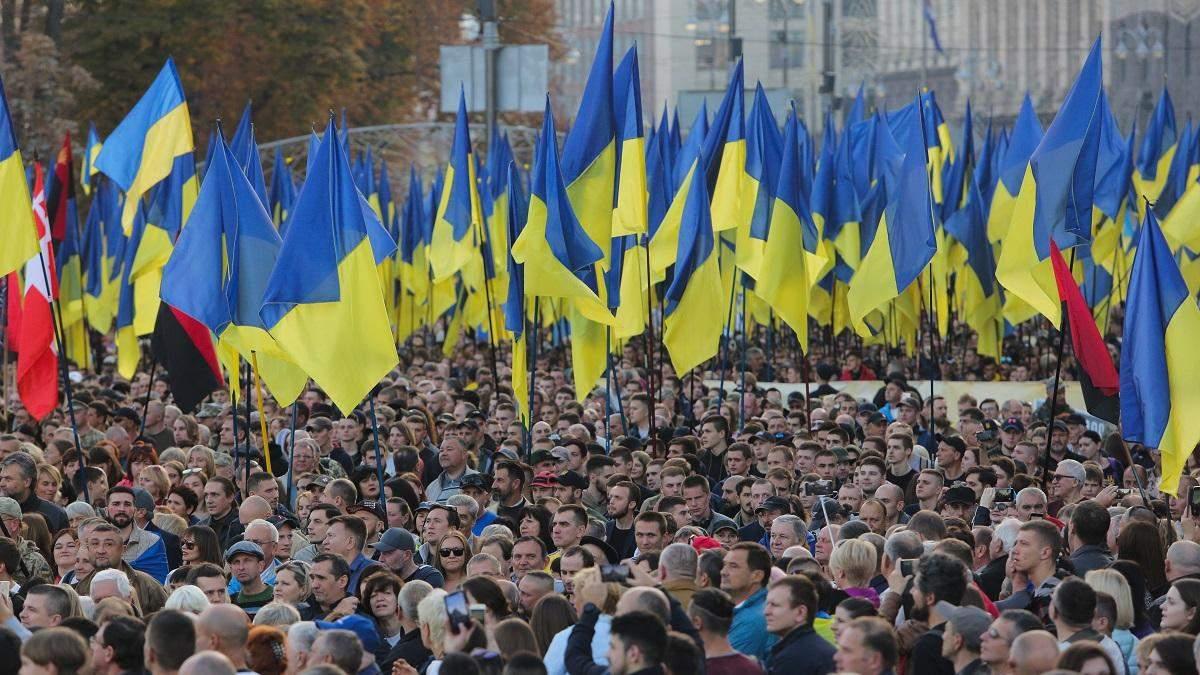 Скільки українців готові протестувати