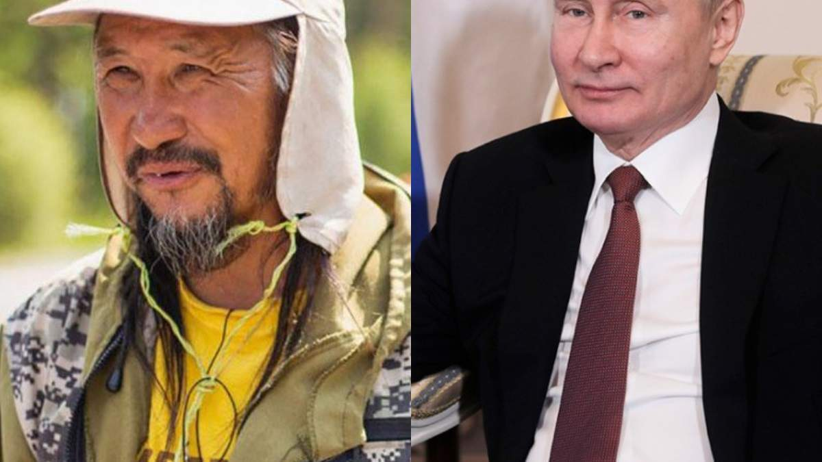 Сможет ли шаман одолеть суеверного узурпатора Путина  - 18 січня 2020 - 24 Канал