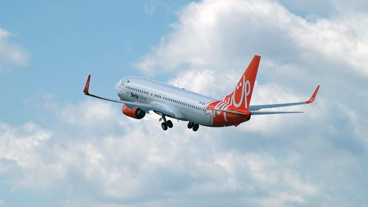 Лоукостер SkyUp призупиняє виконання регулярних рейсів до Шарджі (ОАЕ)