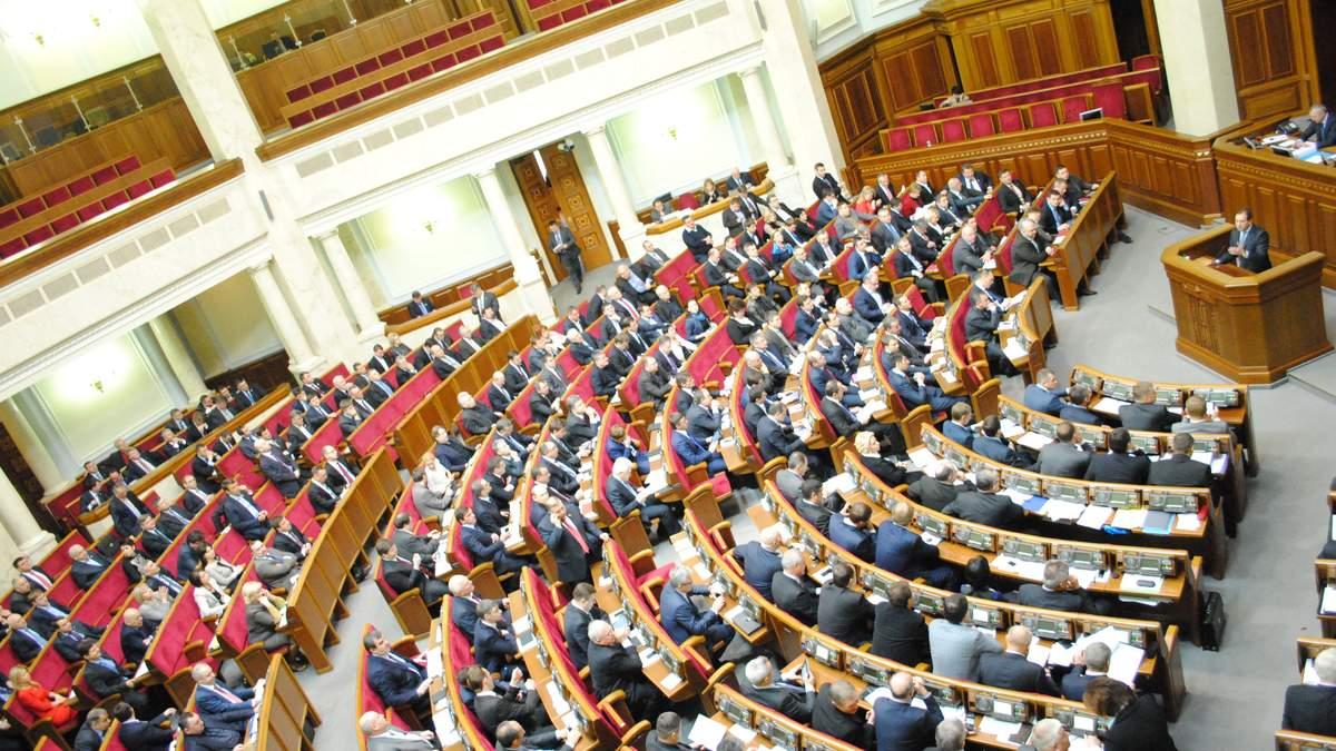 До Ради не надходило жодних пропозицій змінити закон про українську мову, – Разумков