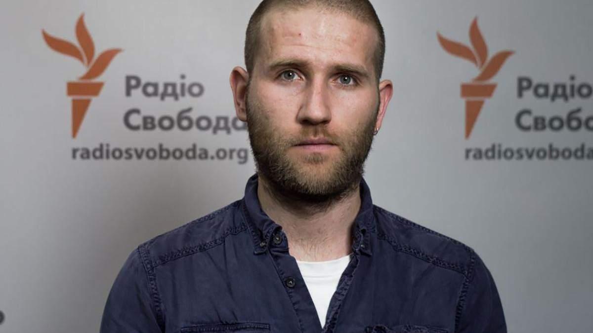 Українському журналісту на 34 роки заборонили в'їзд до Криму та Росії