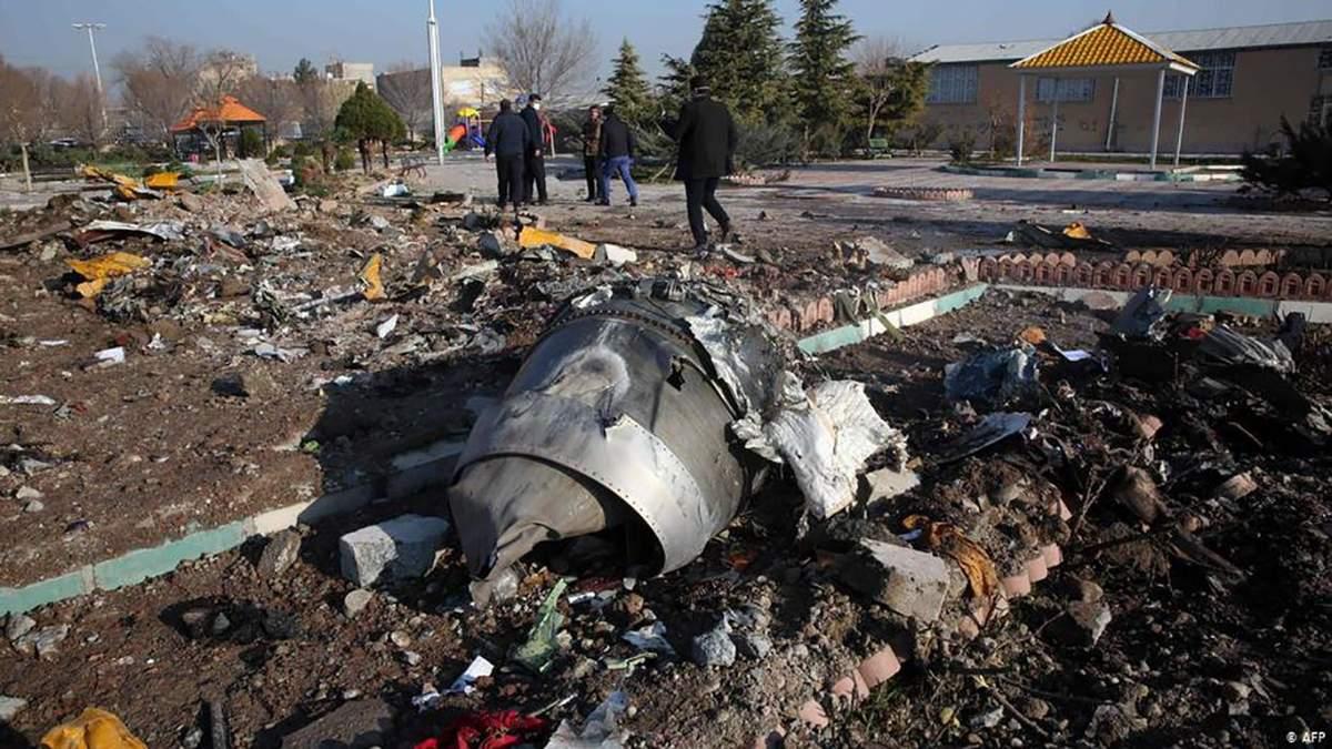 Іран таки погодився віддати Україні чорні скриньки зі збитого літака МАУ: що про це відомо