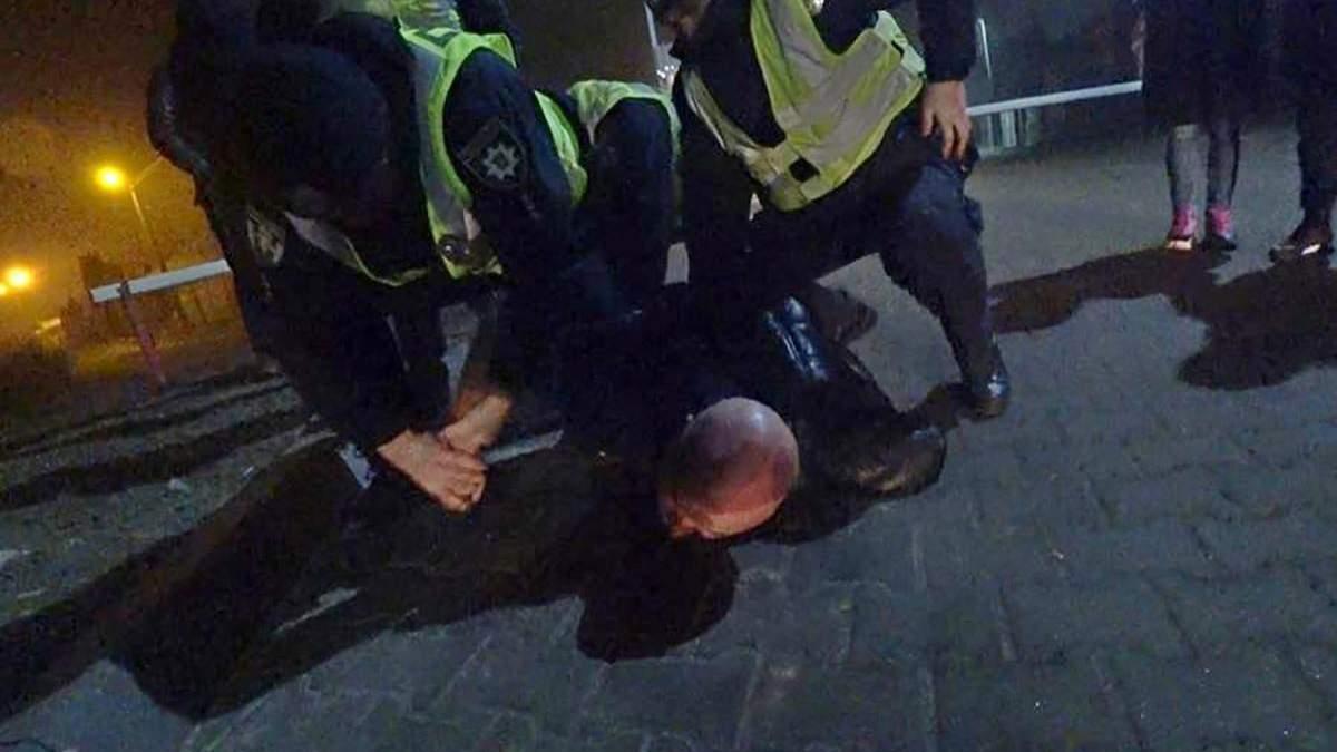 Патрульные задержали пьяного экс-главу ГАИ Ершова в Киеве: что о нем известно – фото, видео