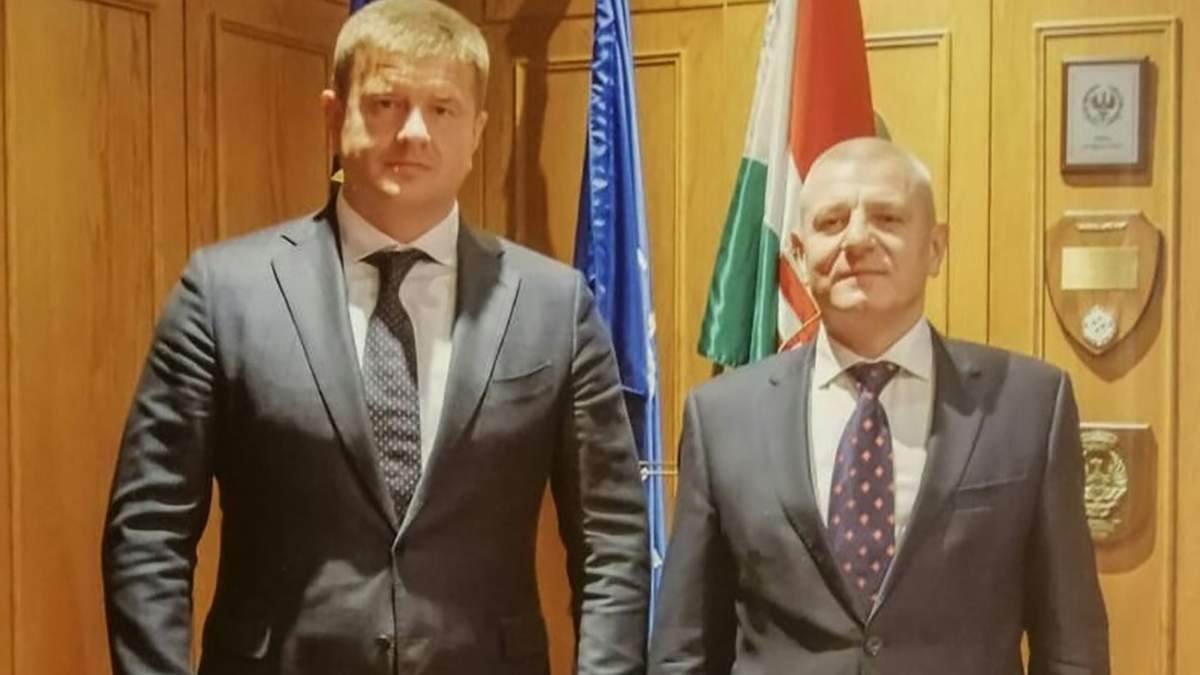 Василь Бурба і Янош Береш
