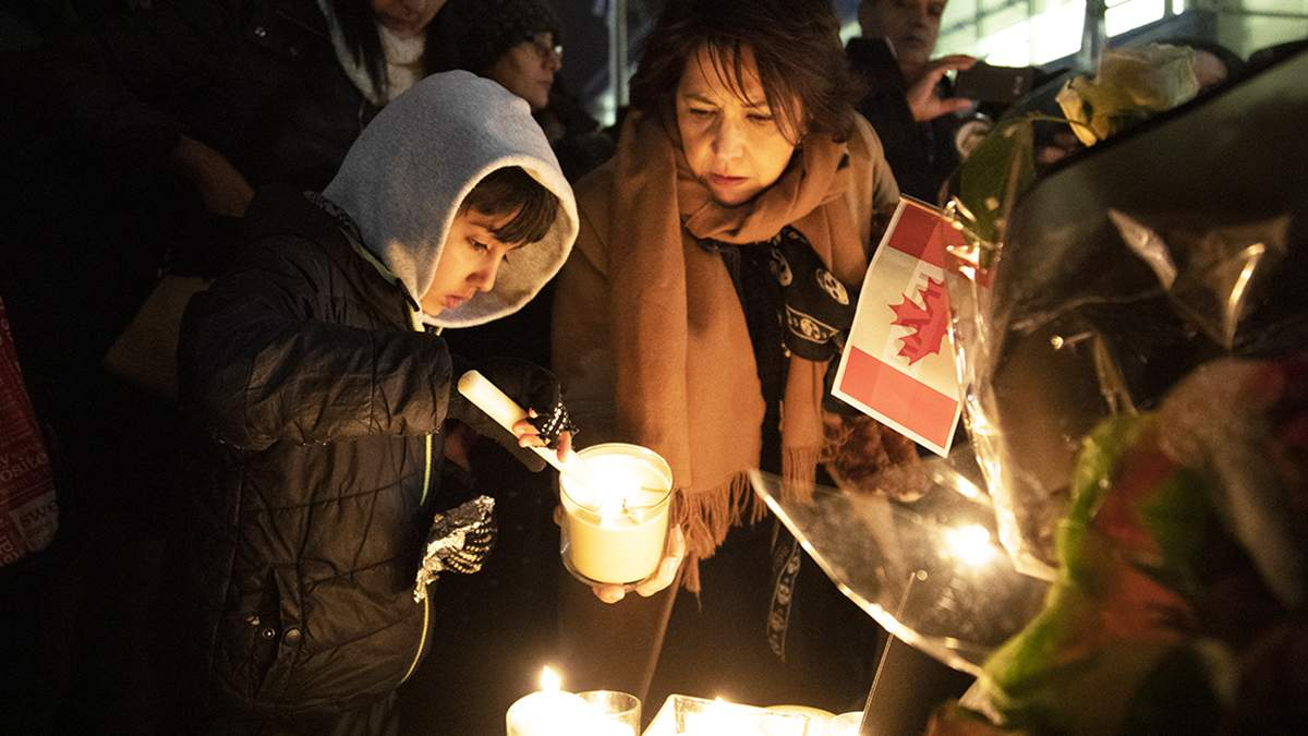 Авіакатастрофа МАУ в Ірані: іранські експерти ідентифікували ще 69 загиблих
