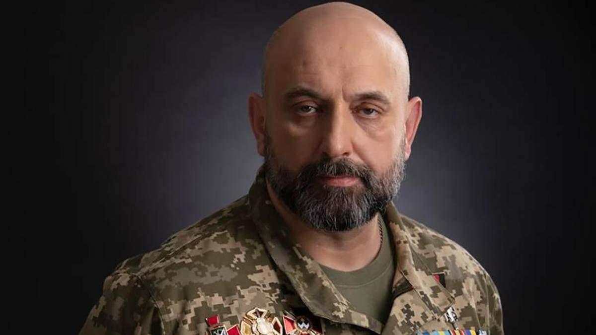 Сергей Кривонос раскритиковал Виктора Муженко и обвинил в измене
