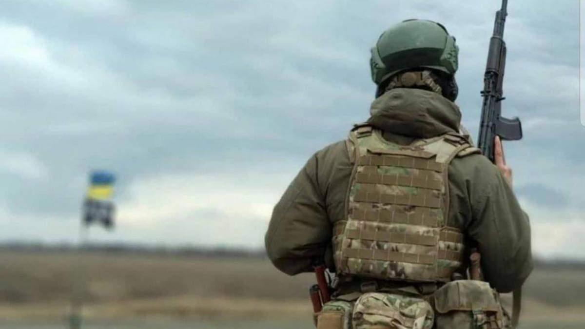 Война на Донбассе в очередной раз унесла жизнь героя