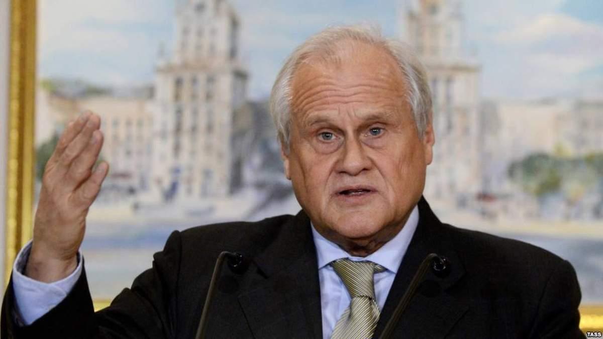 Мартин Сайдик представлял ОБСЕ в Трехсторонний контактной группе с 2015 по 2019