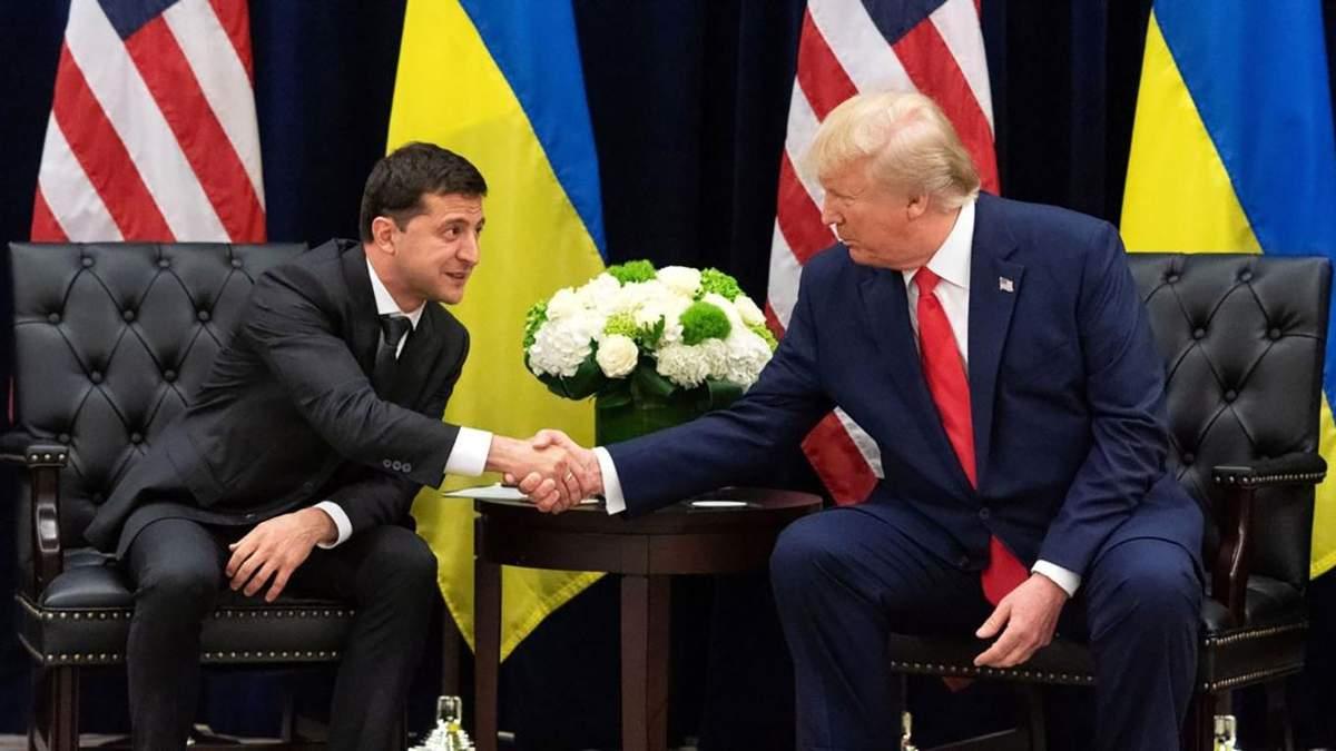 Разговор Зеленского и Трампа - Зеленский прокомментировал отношения с США