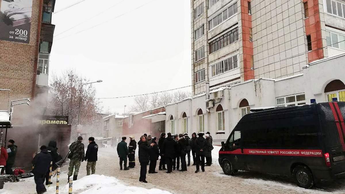 Люди заживо зварилися в окропі у хостелі в Росії: п'ятеро загиблих