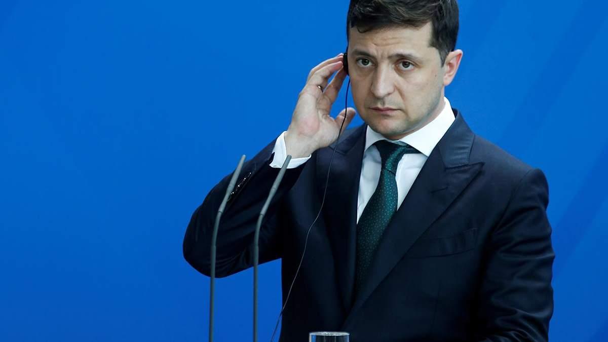Зеленский считает, что антисемитизма в Украине нет