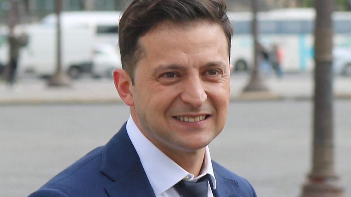 Зеленский рассказал, что ради установления мира на Донбассе пошел в президенты