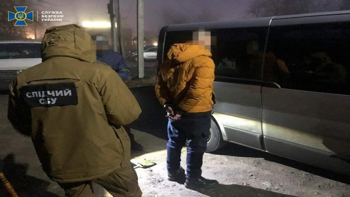 Правоохоронці викрили завербованого ФСБ шпигуна, який служив у лавах ЗСУ