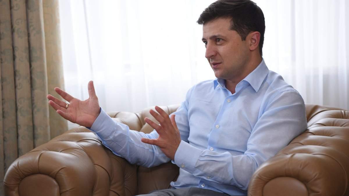 Зеленский назвал условие своей отставки с поста президента