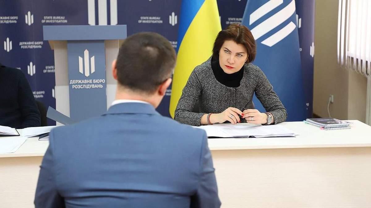 Адвокат Януковича зможе очолити слідство у справах Майдану: реакція голови ДБР Венедіктової