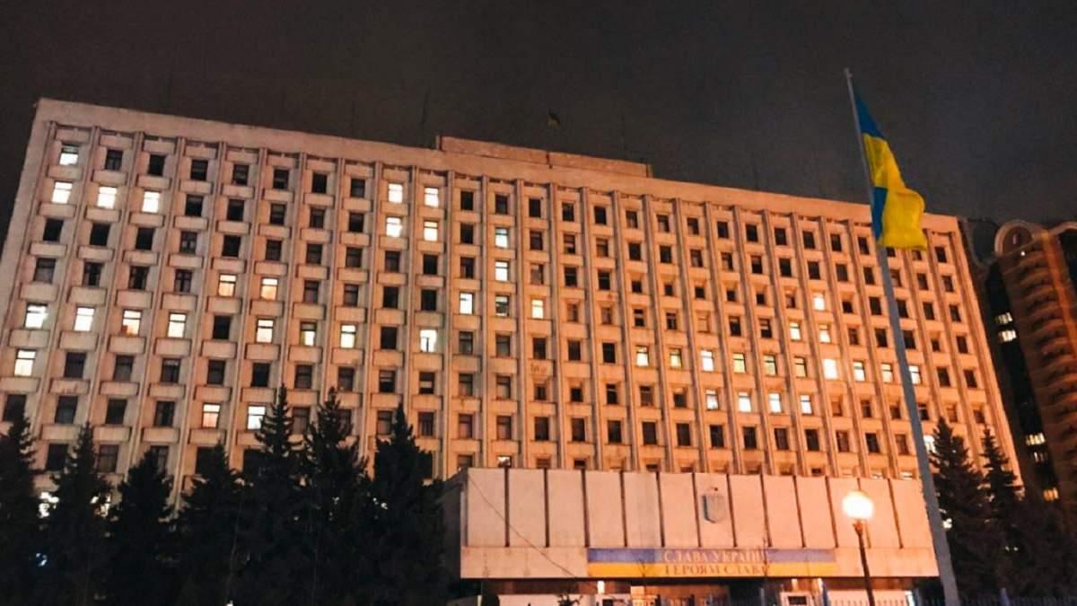 Застрелился сотрудник УДО Ярослав Розумняк в ЦВК