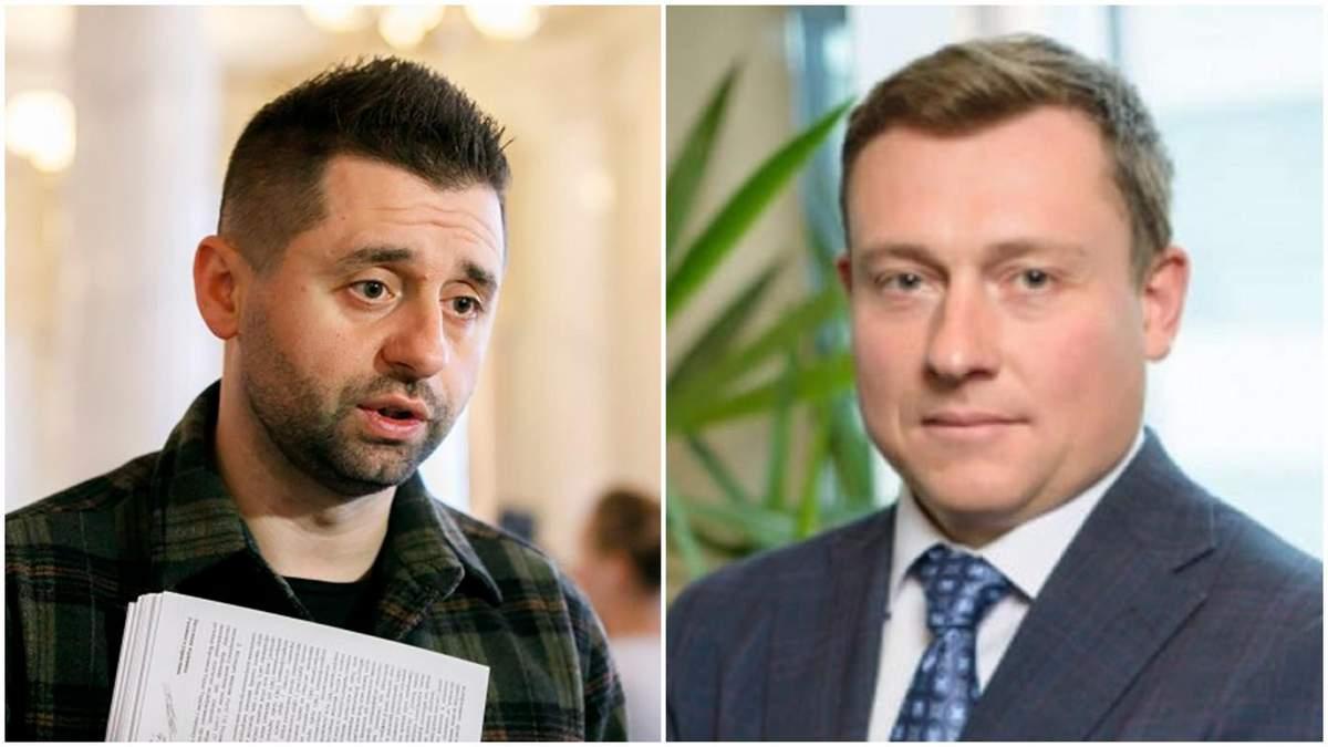Арахамія проти призначення ексадвоката Януковича Бабікова до ДБР