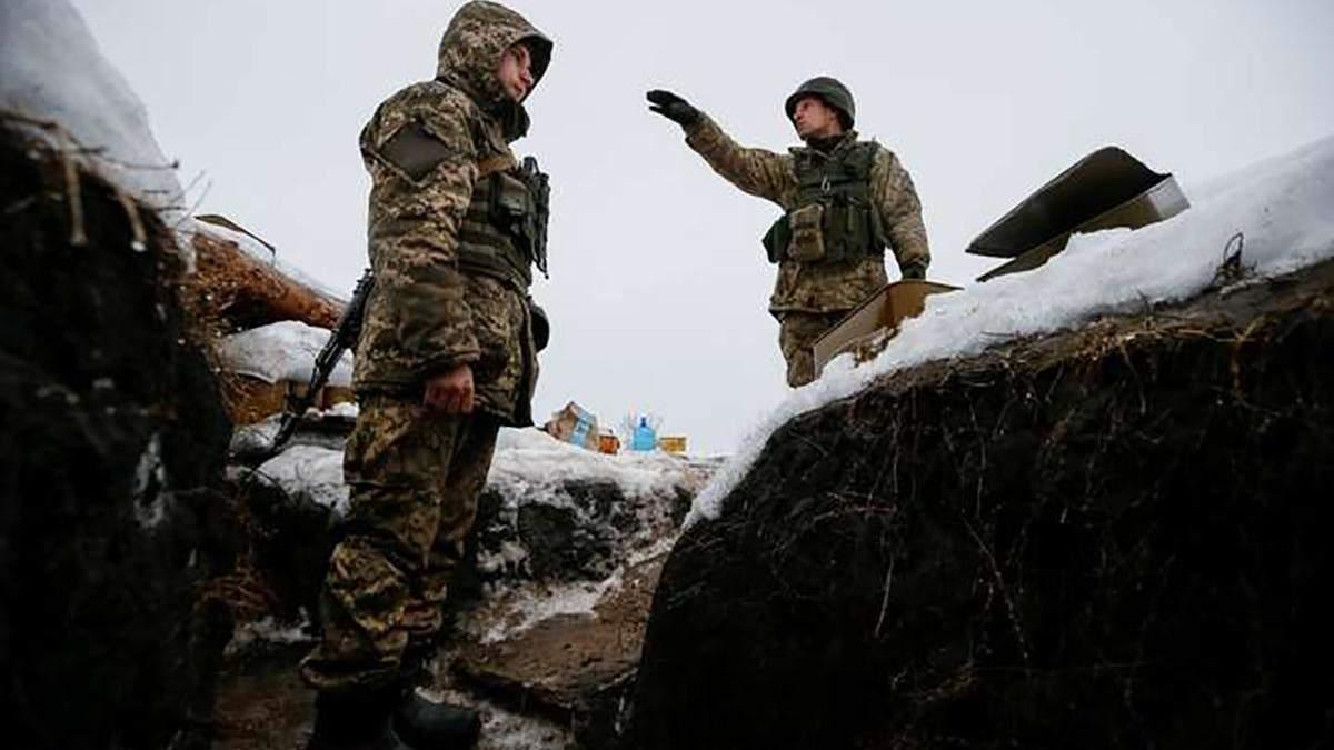 Бойовики продовжують гатити по позиціях ЗСУ: загинув український військовий