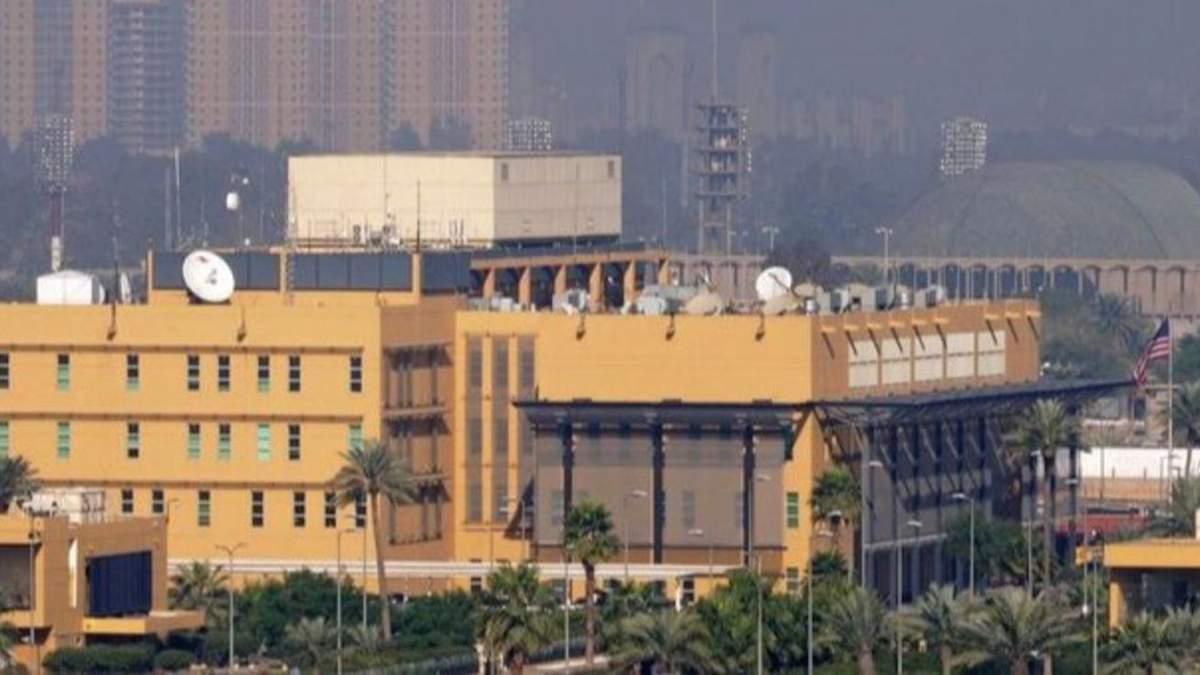 Посольство США в Іраку