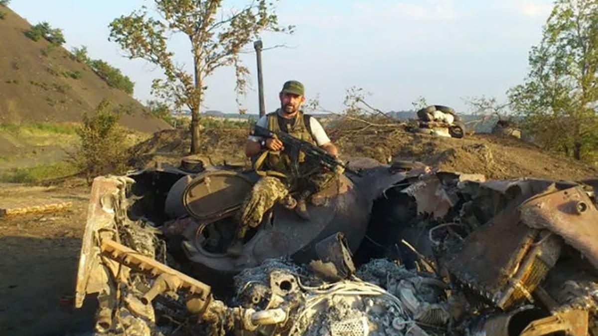 Убитий Грін Олексій Кривуля: біографія бойовика ДНР