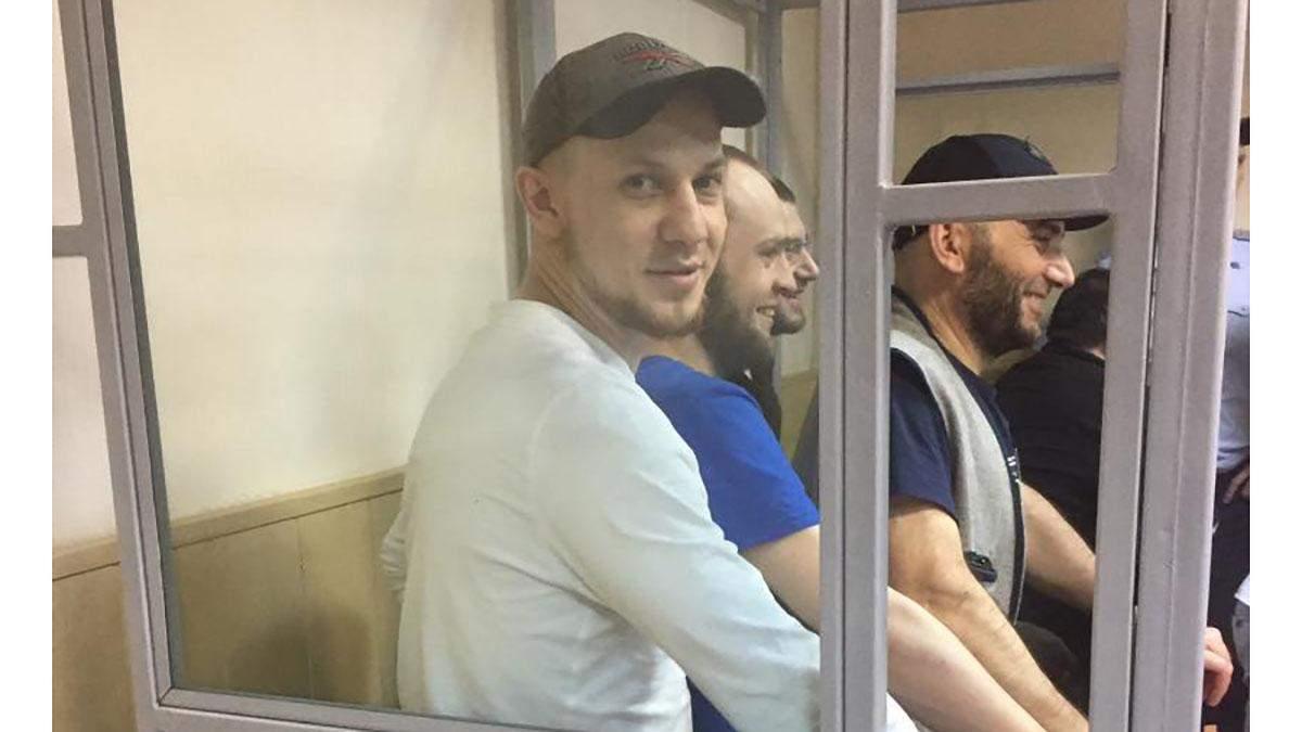 Український політв'язень може втратити слух через працівників російсього СІЗО