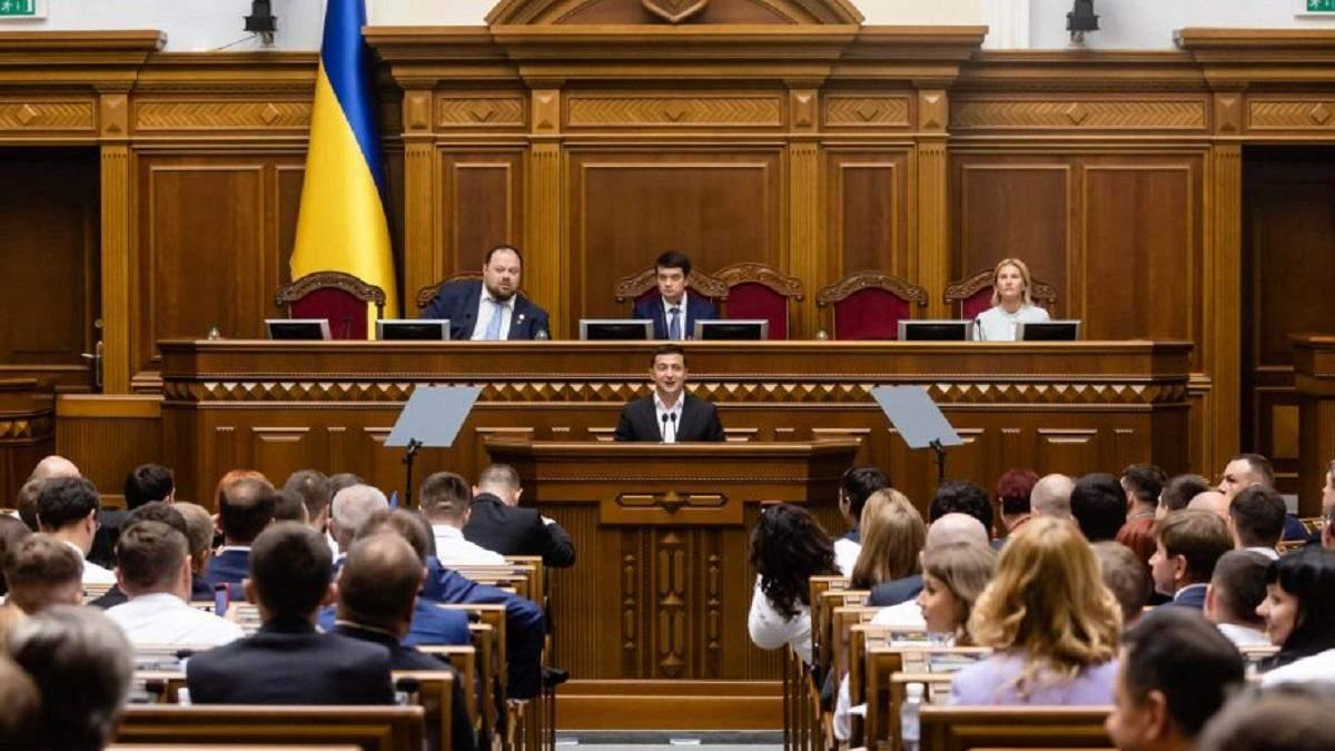 Чи повинні політики говорити українською мовою: результати опитування