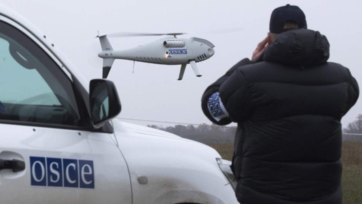 Як тільки ОБСЄ від'їжджає – починаються обстріли, – Гайдай про ситуацію на Донбасі
