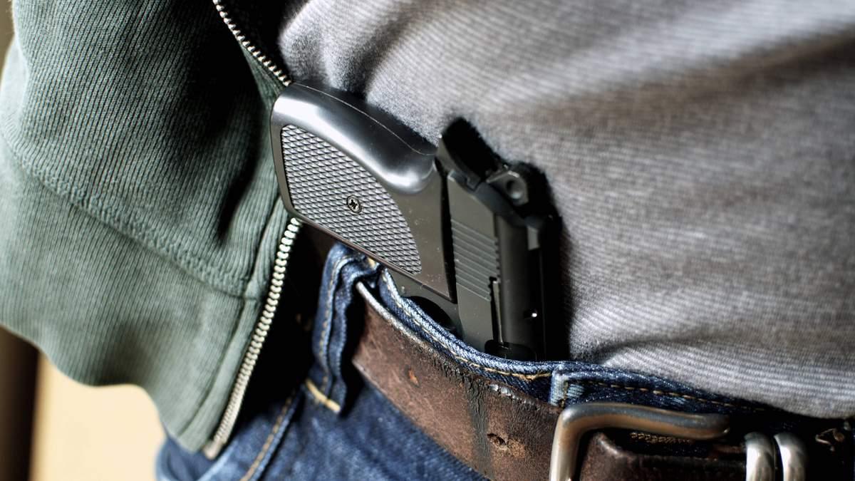 Легалізація зброї: за чи проти