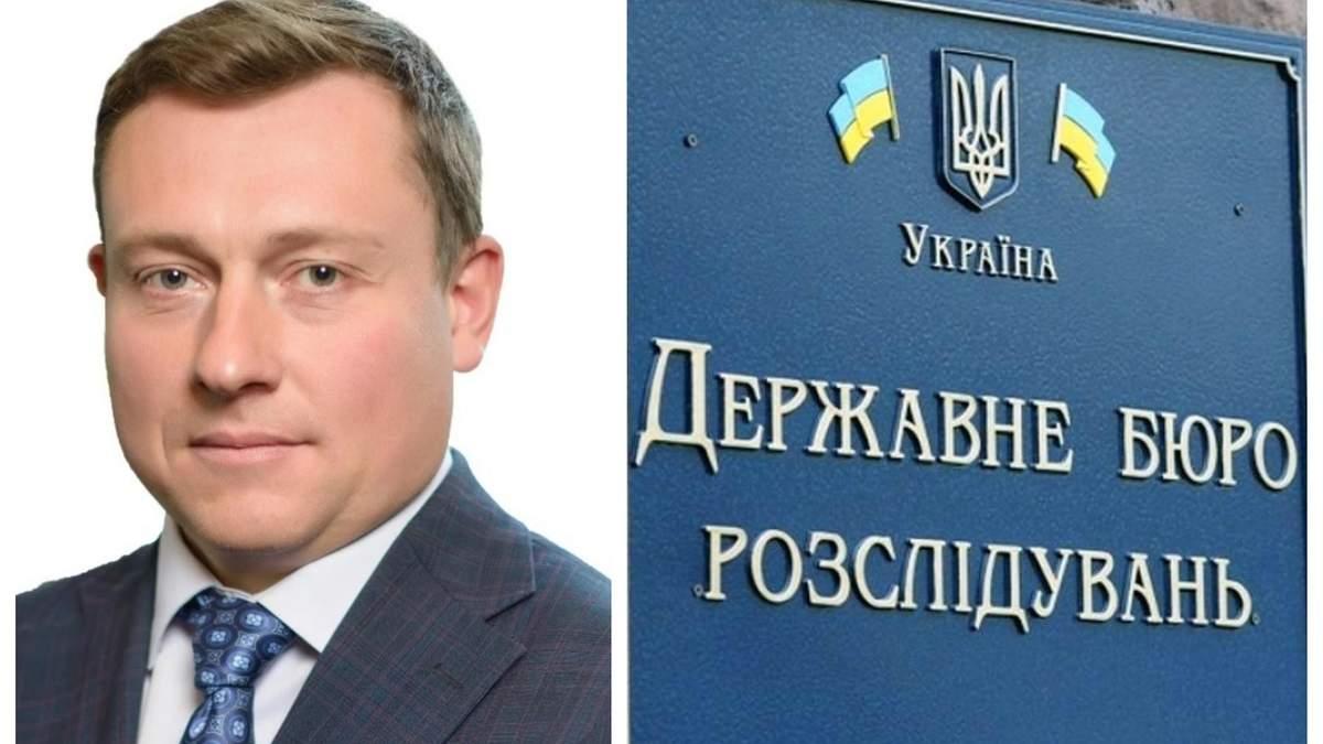 Ексадвокат Януковича Олександр Бабіков