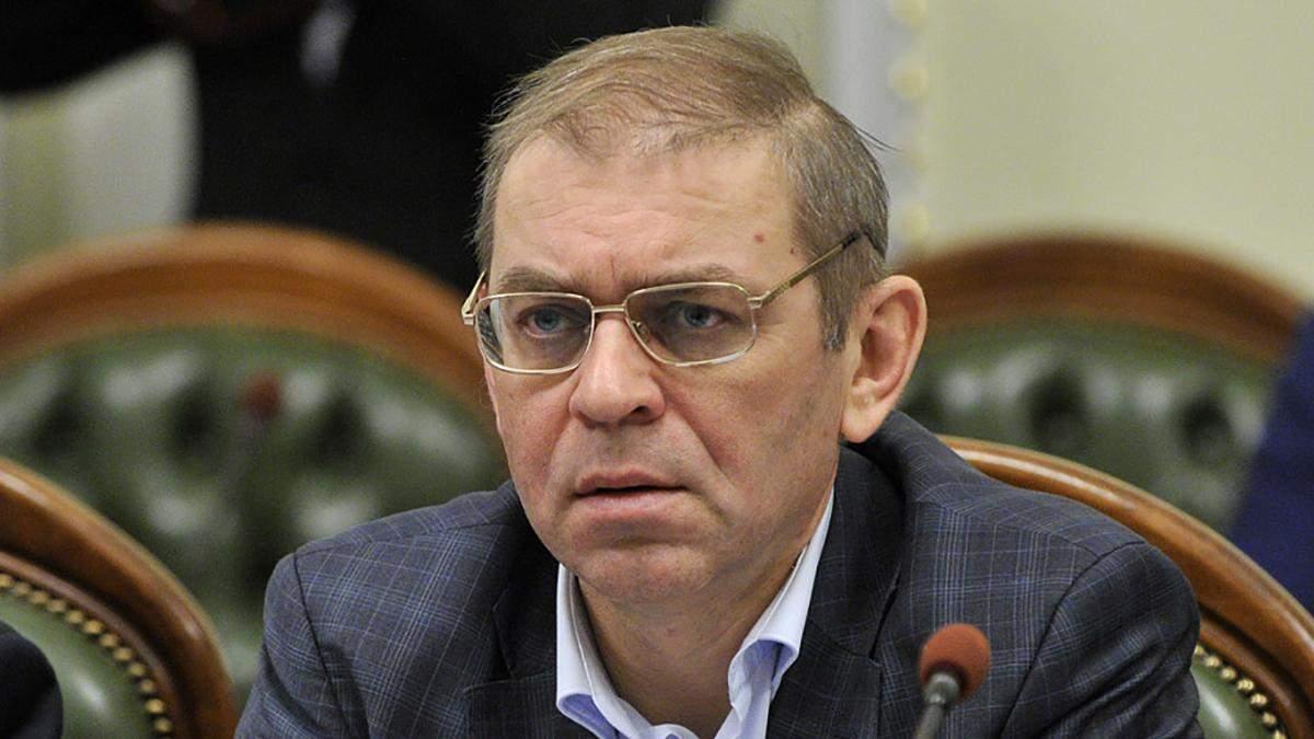 Журналист выиграл в деле против экс-нардепа Сергея Пашинского