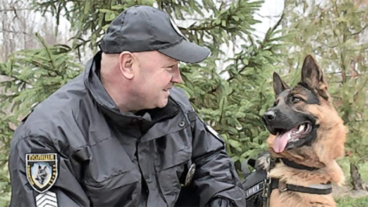 Комікс про собаку Геру: поліція випустила комікс про вівчарку – фото