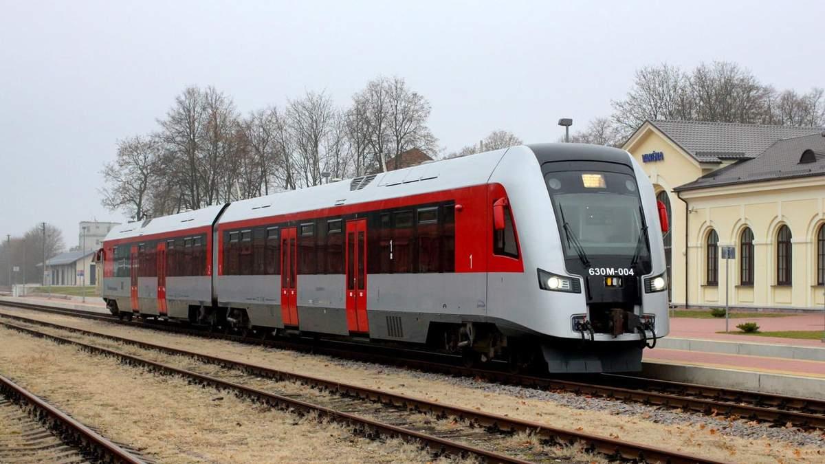 Як українці їздили до Європи потягами у 2019 році